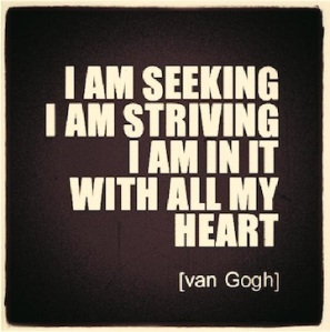 I am seeking...