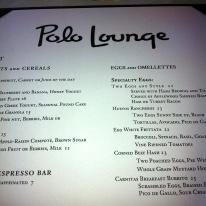Polo Lounge