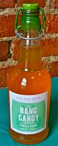 Peach Basil Nectar
