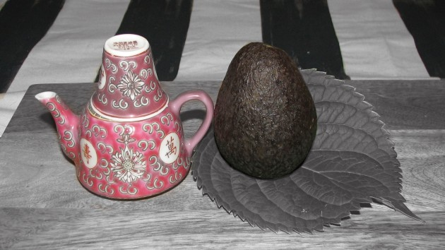 avocado+teapot