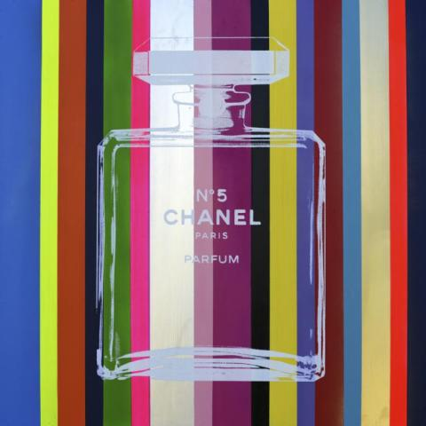 SBS 8 New stripe chanel