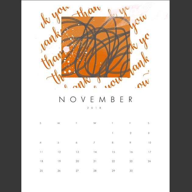 November 720x720